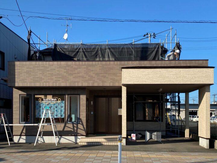 紫波町T様邸 外壁塗装工事